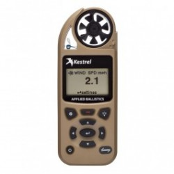 Kestrel Elite Weather Meter with Applied Ballistics no LiNK, Desert Tan, 0857ATAN