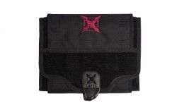 Vertx Large Organizational Pouch Black