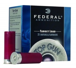 Federal Top Gun Target-Load Shotshells Per Box