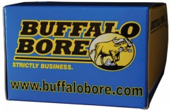 Buffalo Bore Ammunition 24A/20 9mm 115G JHp 20rds