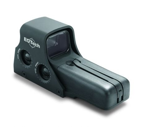 EOTech 550 Holographic Sight, AA Battery w/ BDC Reticle for .308 Caliber, Nightvision Compatible