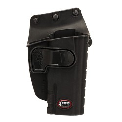 Fobus Rapid Release Roto Belt Holster Taurus 24/7 Right Hand Black TACHRB