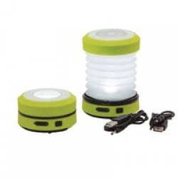 First Gear Passenger 1W Dynamo Powered LED Lantern