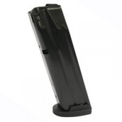 ProMag SIG SAUER P320 Magazine, 9mm, 17 Rounds, Blued Steel