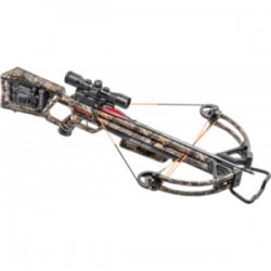 Wicked Ridge Invader X4 ACUdraw 50 Crossbow Package - Camo