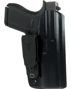 Blade-Tech S&W M&P 9/40 Ambidextrous Inside the Waistband Klipt Appendix Holster, Black, BTHOLX010045157149