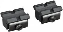 Weaver T-22 3/8 Conversion Mounting-Base Pair