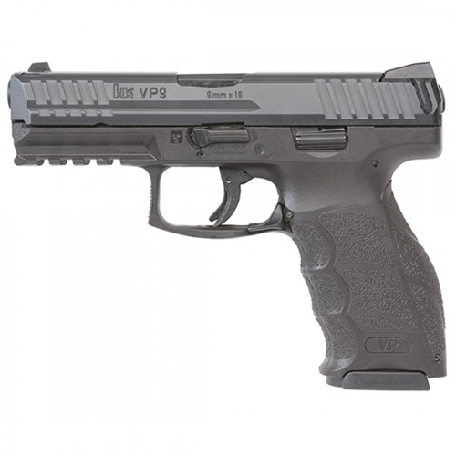 HK VP9-B 9MM PUSH BUTTON MAG RELEASE LIMITED EDIT