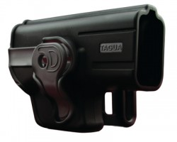 TAGUA PUSH BUTTON 360 POLY HOLSTER