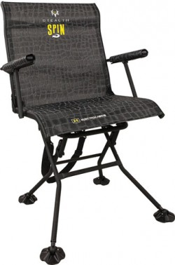 Hawk Stealth Spin Blind Chair