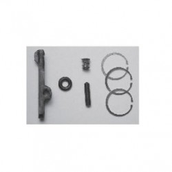 Doublestar Corp. Kit Black Extractor, Extractor spring/pad/pin, 3 gas rings, O-ring