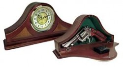 Personal Security Products  Handgun Concealment Mantle Clock
