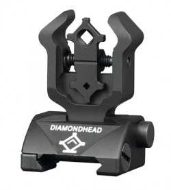 Diamondhead Rear Sight Gen 2