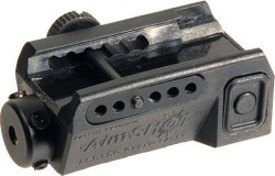 Aimshot KT8150 Green Comp Pistol Laser with Rail Mount