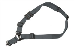 Magpul Industries MS4 Dual QD - Multi-Mission Sling GEN 2, Stealth Gray MAG518-GRY