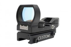 BUSHNELL CUSTOM 1X32MM OPEN REFLEX RED DOT SIGHT