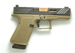 SHD MR918 ELTE 9MM 15R OPS FDE
