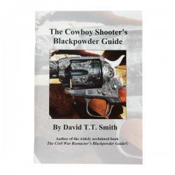 Taylors firearms The Cowboy Shooter's Black Powder Guide, Model 5804