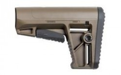 KRISS DEFIANCE DS150 AR15 STOCK FDE