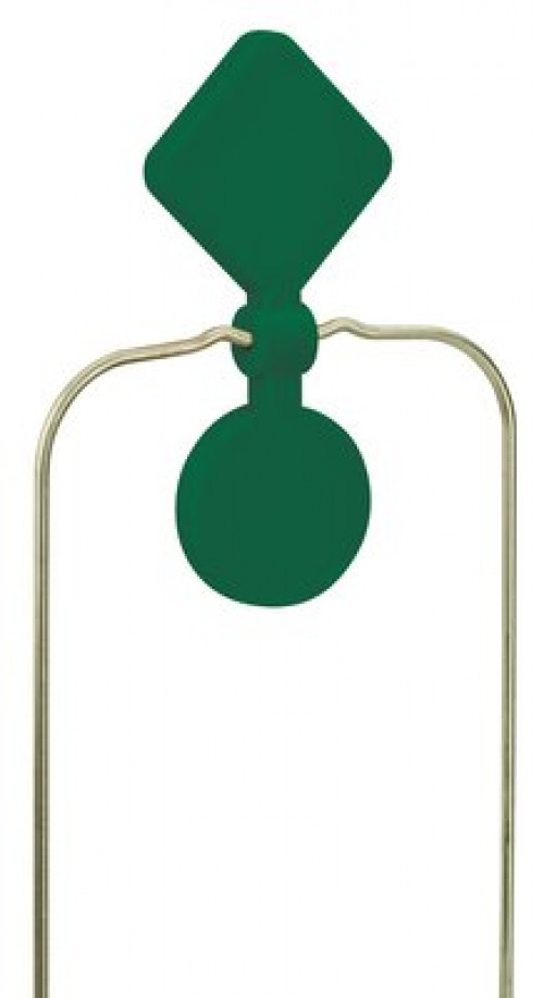Champion DuraSeal Double Gong Target, Green 44808
