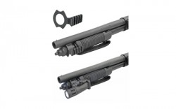 GG and G Mossberg Shockwave Flashlight Mount Black