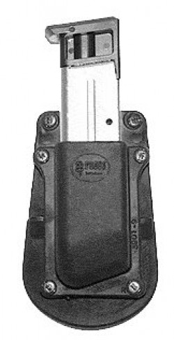 Fobus Single Mag Pouch - Universal 9 & 40 Cal. Double Stack 39019
