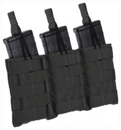 Tac Shield BLACK TRIPLE SPEED LOAD RI