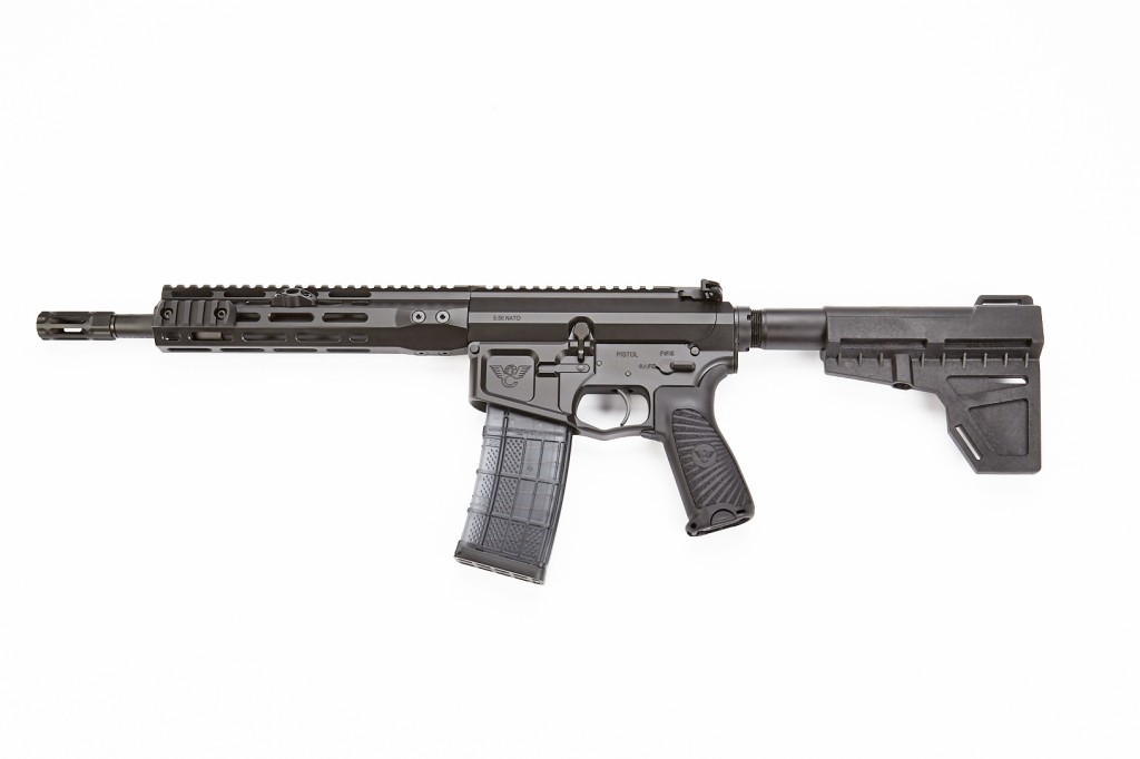 "Wilson Combat ARP Tactical, 5.56 NATO, 11.3"" Barrel, Black"