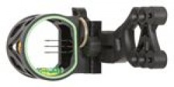 Trophy Ridge TROPHY RIDGE BOW SIGHT MIST 3-PIN .019 RH/LH BLACK