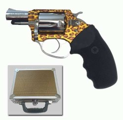 Charter Arms Leopard Two Tone .38 SPL 2-inch 5Rds Double / Single Action
