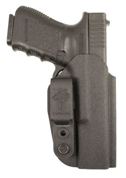 Desantis Slim-Tuk Inside the Pants Holster Fits 1911 with 4.25