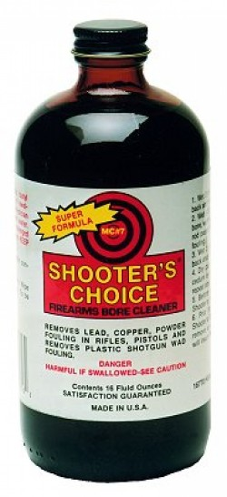 Shooters Choice MC716 Bore Cleaner/Conditioner16oz