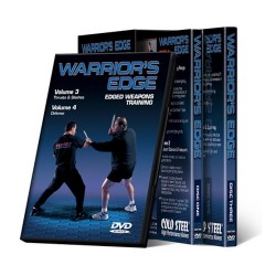cold steel Training DVD