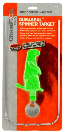 Champion Targets Single 5.5-inch RAD Green Varmint Spinner