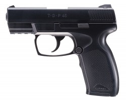 Umarex 2254821 TDP 45 410FPS CO2 Air Gun Pistol