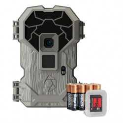 Stealth Cam PXP36NGX 20 Megapixel HD Trail Camera w/36 No Glo IR Emitters, 8 x AA, STC-PXP36NGK