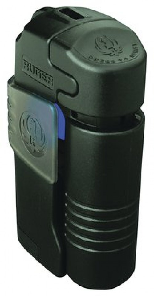 Ruger (Tornado Personal Defense) Pepper Spray Stealth System Black 11G