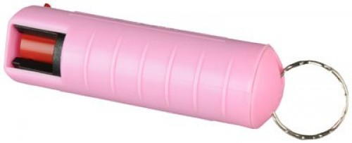 Ruger (Tornado Personal Defense) Pepper Spray Armor Case Pink 11G
