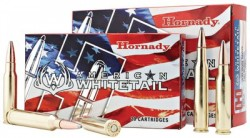 Hornady InterLock 6.5 Creedmoor 129GR 20Rds