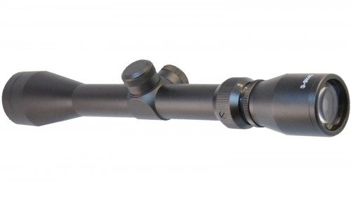Adco International Clearfield Black 3-9x40mm Scope