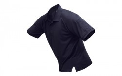 Vertx Mens Coldblack Short Sleeve Polo Navy Polyester M