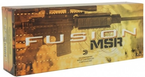 Federal Fusion MSR Ammunition