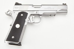 Wilson Combat CQB Tactical LE, Full-Size, .45 ACP, Stainless Steel