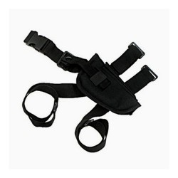 Hunter Tactical Leg Holster Large Black