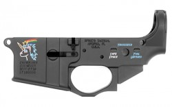 Spikes Tactical Snowflake Black 5.56 / .223 Rem