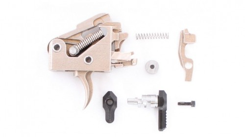 FOSTECH ECHO AR II TRIGGER FOR AR-15 PLATFORM NO PROPRIETARY BOLT CARRIER NEEDED