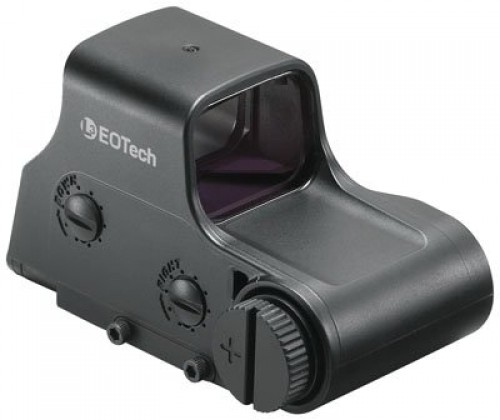 EOTech Transverse Red Dot Sight, Black, 1-Dot Reticle XPS2-1