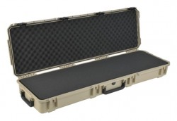 SKB Cases iSeries 5014-6 Waterproof Utility Case in Tan, With Layered Foam 53 1/8 x 17 1/4 x 7 3i-5014-6T-L