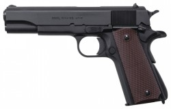 Auto-Ordnance Thompson 1911A-1 GI Specs Series 80 Black .45ACP 5-inch 7rd Massachusetts Compliant