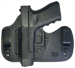 Flashbang Holsters Ava In-Waistband Holster Kahr P380 Left Handed Black